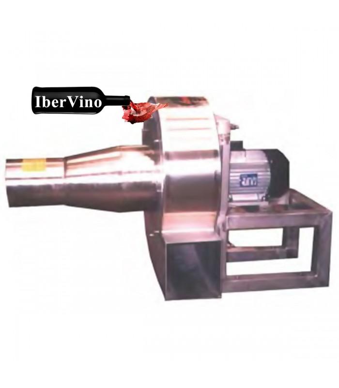 Extractor de raspón Inox