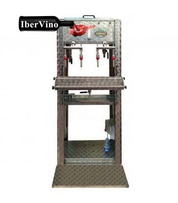 Llenadora de acero Inox Euro