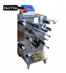 Etiquetadora Semiautomática dos cabezales