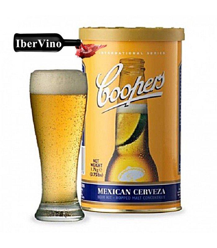 Malta preparada Mexican Cerveza