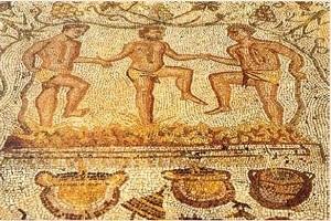 Origenes del vino – ¿Donde nace el vino?