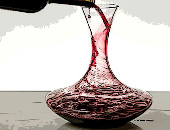 ¿Debo decantar el vino?