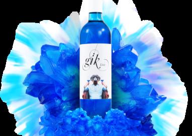 Gïk Blue, El vino azul